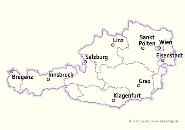 Bec Glavni Grad Republike Austrije