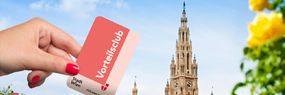 Club wien.at-Vorteilskarte