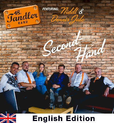 48er-Tandler Band: Second-Hand – Englisch Edition