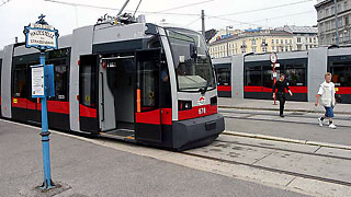 Vienna public transport tickets timetables and plans for How much does a hillside tram cost