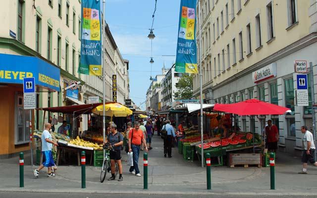 Brunnenmarkt - Markt-&...