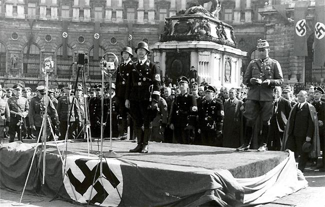 Vienna Under The Nazi Regime History Of Vienna