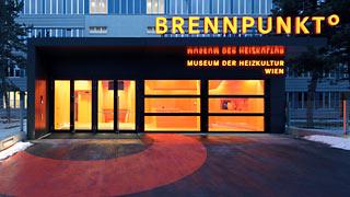 Aussenaufnahme Museum der Heizkultur Wien