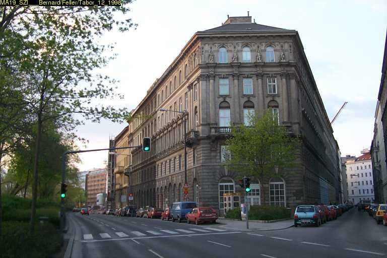 Wiener Stadtbildverlust In Der Leopoldstadt Obere Donaustrasse 67a