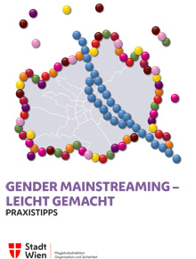 "Book cover ""Gender Mainstreaming leichtgemacht"""