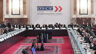 OSCE-Meeting
