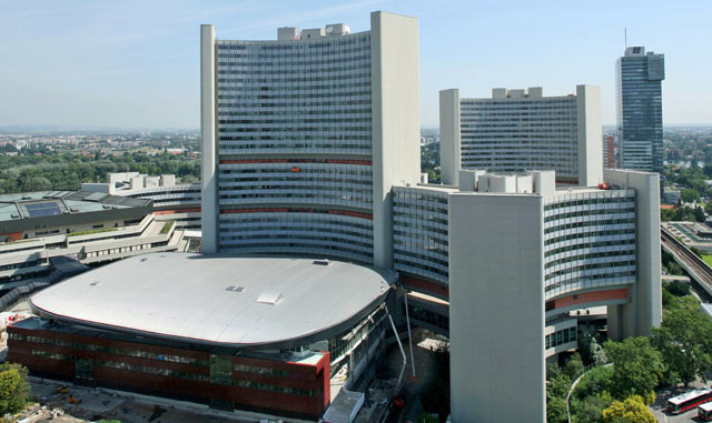 United Nations (UN) in Vienna - VIC, VSO