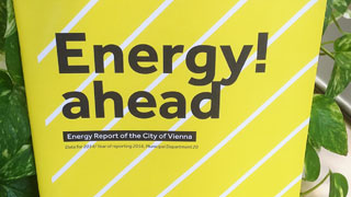 Cover of the energy Report