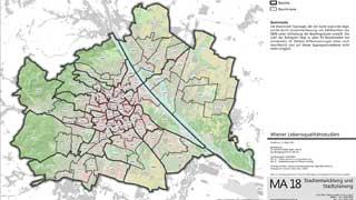 Karten Zum Thema Lebensqualitat Stadtforschung