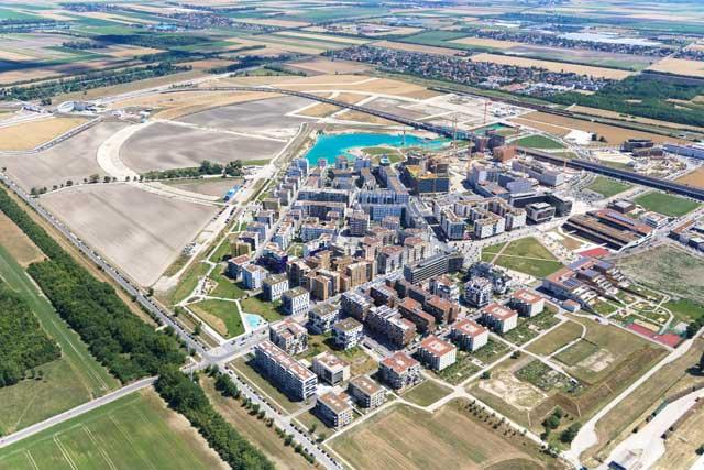 Bauen und Energie - aspern Seestadt