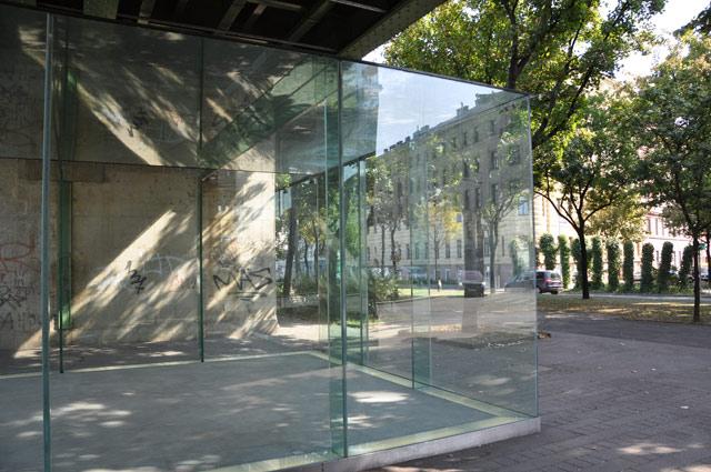 Veranstaltungen im kubus export der transparente raum - Architektur kubus ...
