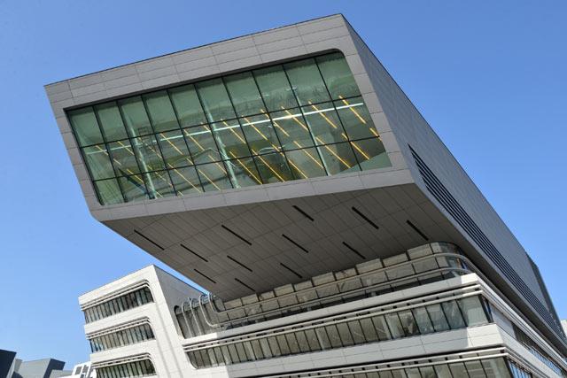Ausstellung gebaut 2013 architektonische begutachtungen der ma 19 - Zaha hadid architektur ...