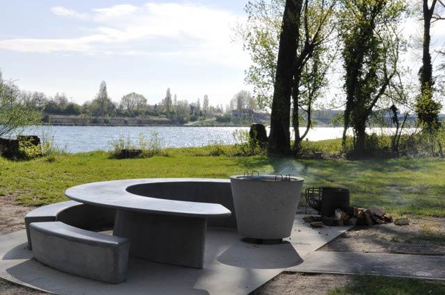 Grillen Auf Der Donauinsel Und An Der Neuen Donau Grillzonen Und