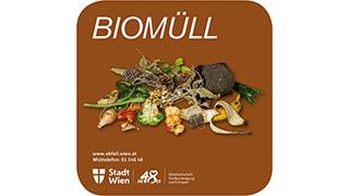 biotonne sammlung von biogenem abfall
