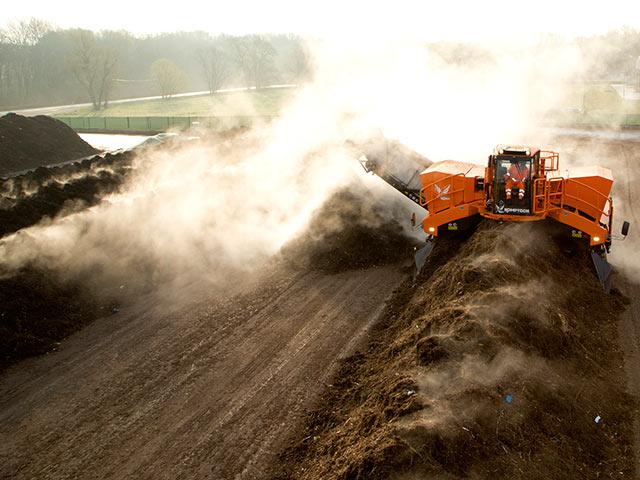Besichtigung des Kompostwerks Lobau - Termine und Anmeldung  Besichtigung de...