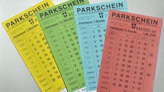 Parkgebühren In Wien