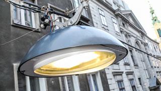 Tausch der Straßenbeleuchtung