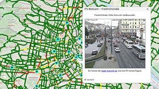 Echtzeit Verkehrslage Und Webcams