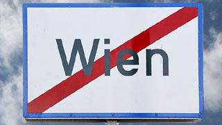 "placename sign ""Vienna"""