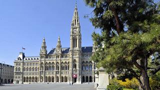Rathaus Wenen