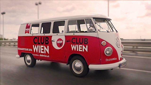 CLUB WIEN Sommertour 2016