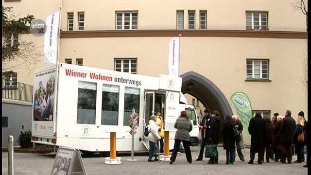 Wiener Wohnen unterwegs 2009