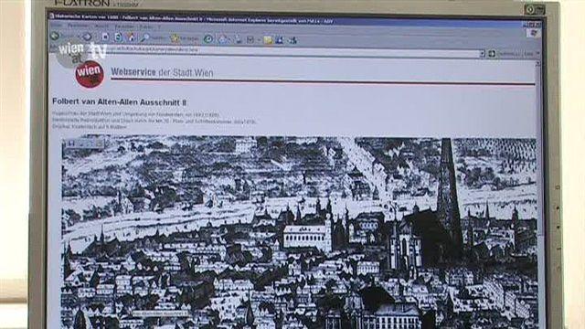 """Wien Kulturgut"" - der kulturgeschichtliche Stadtplan der Stadt Wien"