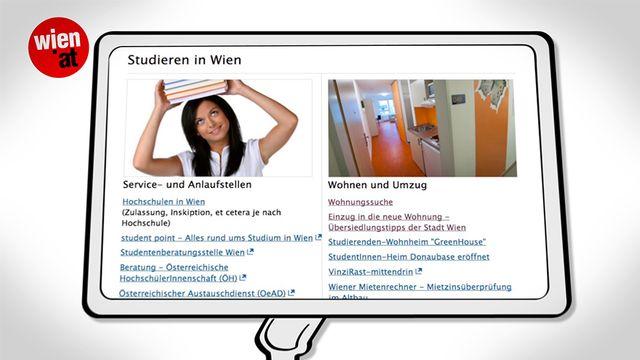 Studieren in Wien