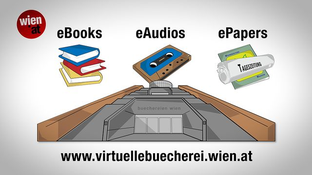 Virtuelle Bücherei