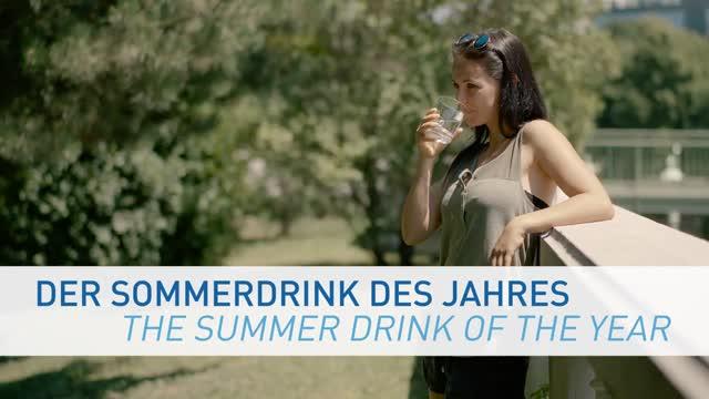 Wiener Wasser – der Sommerdrink des Jahres
