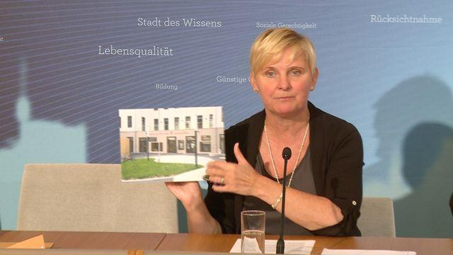 Mediengespräch des Bürgermeisters: Wien baut Zukunft