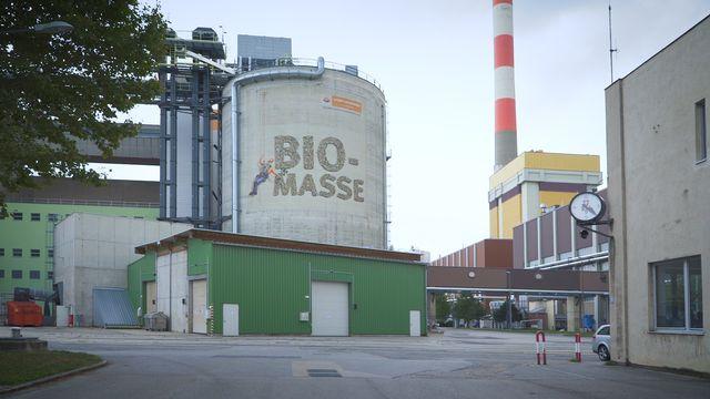 stadtUNbekannt: Wald-Biomassekraftwerk Simmering