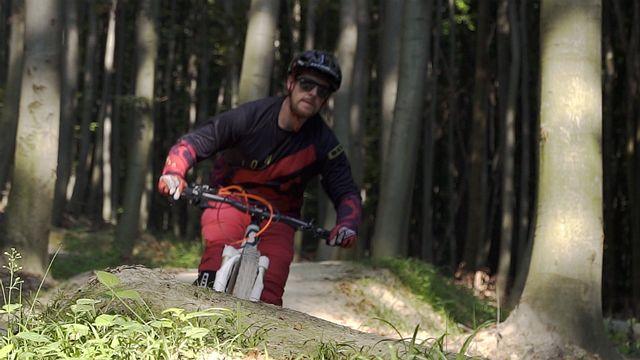 Mountainbiking im Wienerwald