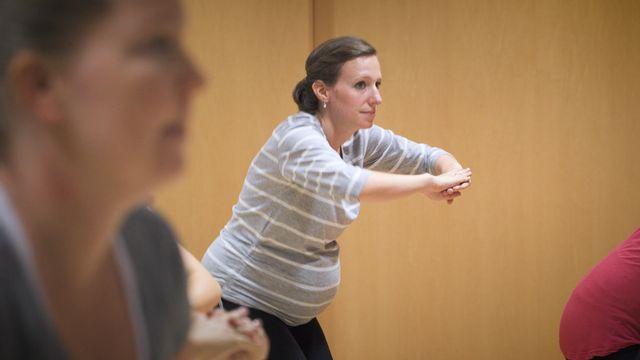 PreKanga: Sportlich durch die Schwangerschaft