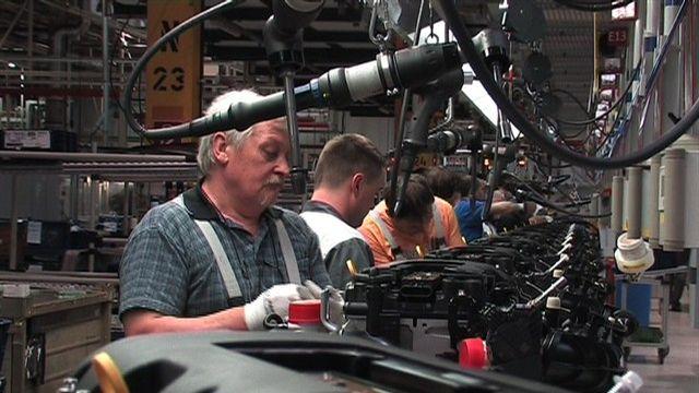 30 Mio Motoren bei GM Aspern