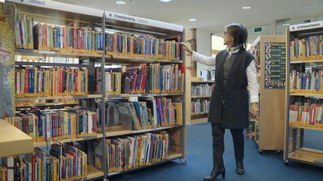 Muttersprachliche Lesepatinnen und Lesepaten