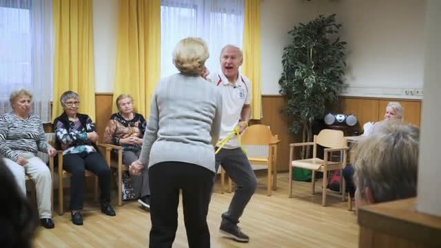 Selbstverteidigung für Seniorinnen und Senioren
