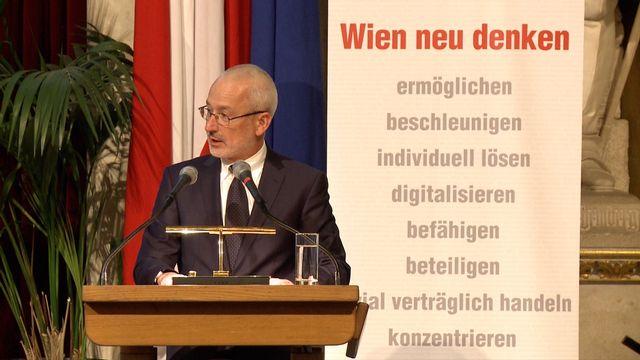 Jubiläum: Ein Jahr Wien neu denken