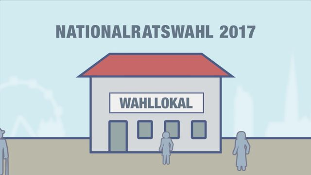 Briefwahlvideo Nationalratswahl 2017