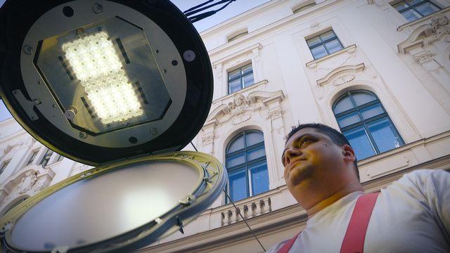 Neues Licht für die Stadt