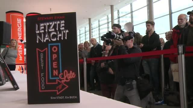 Bürgermeister Häupl eröffnet Gratis-Buchaktion 2017