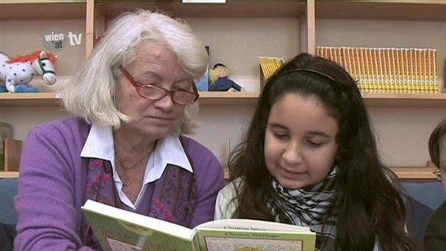 Wiener Weg - Ganztagsschulen und Leseförderung