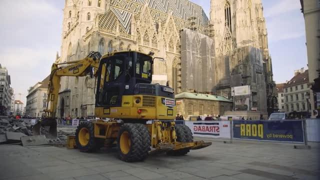 Neugestaltung Stephansplatz - Episode 2