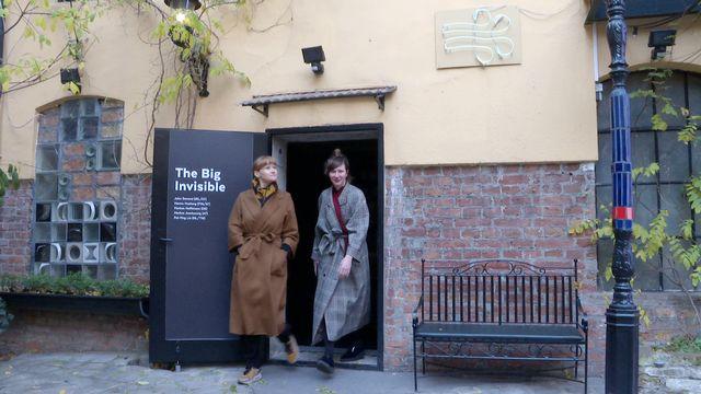 Kunst Haus Wien - Big Invisible