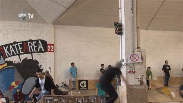 Skatehalle im 23. Bezirk ist sehr beliebt