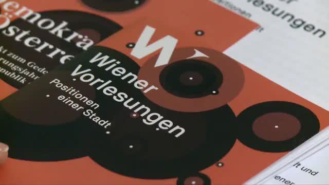 Wiener Vorlesungen feiern 30-jähriges Jubiläum