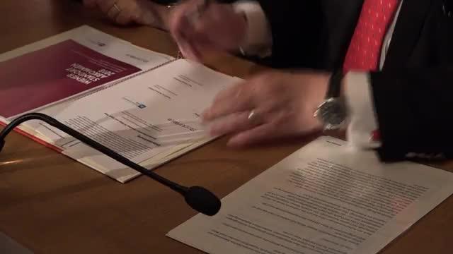 Stadt und Industriellenvereinigung schließen Standortabkommen