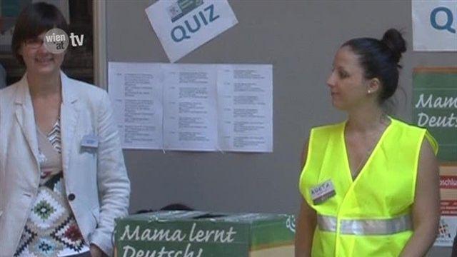 """""""Mama lernt Deutsch"""" feiert im Rathaus"""