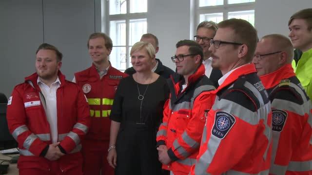 Rettungsdienst in Wien wird noch effizienter