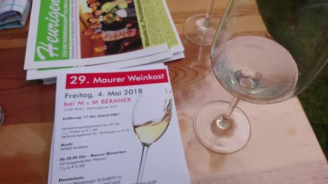 29. Maurer Weinkost in Liesing